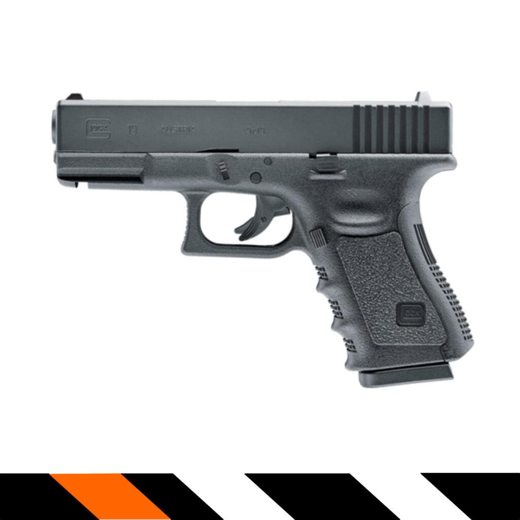 Pistola Glock 19